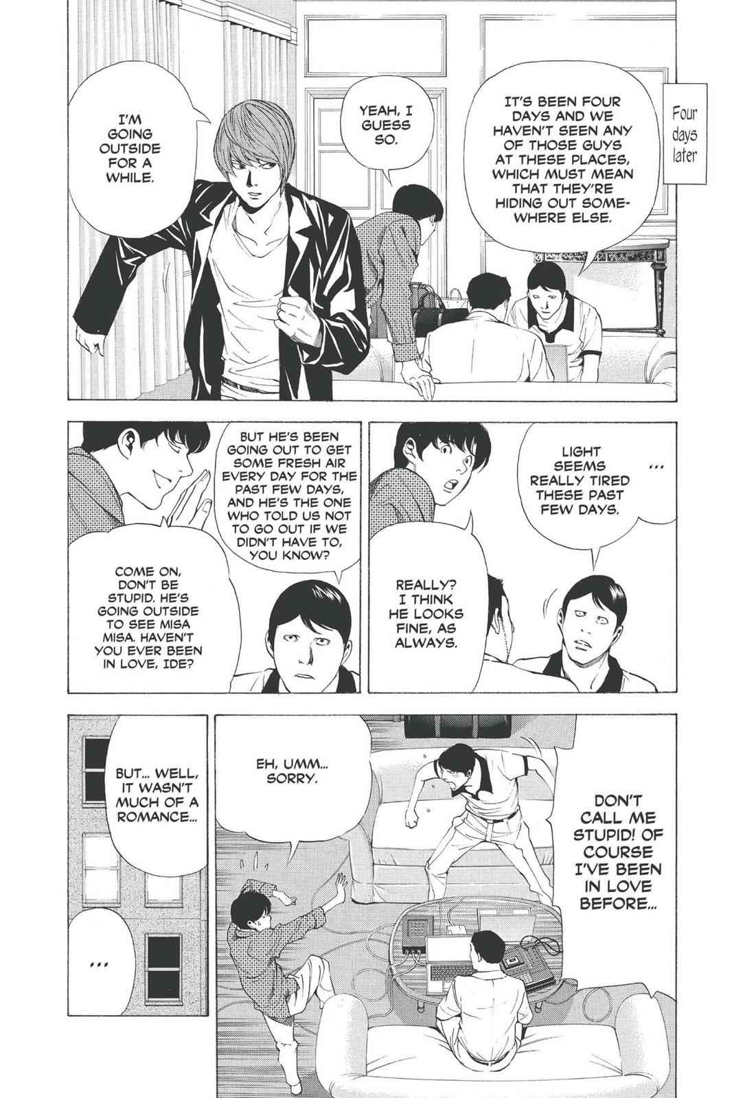 Death Note Chapter 69 Page 12
