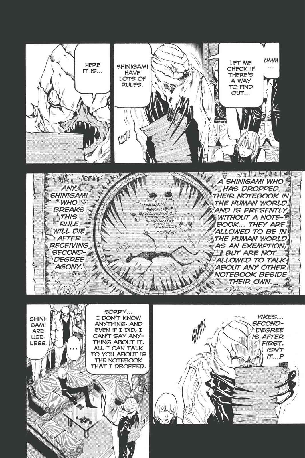 Death Note Chapter 70 Page 10