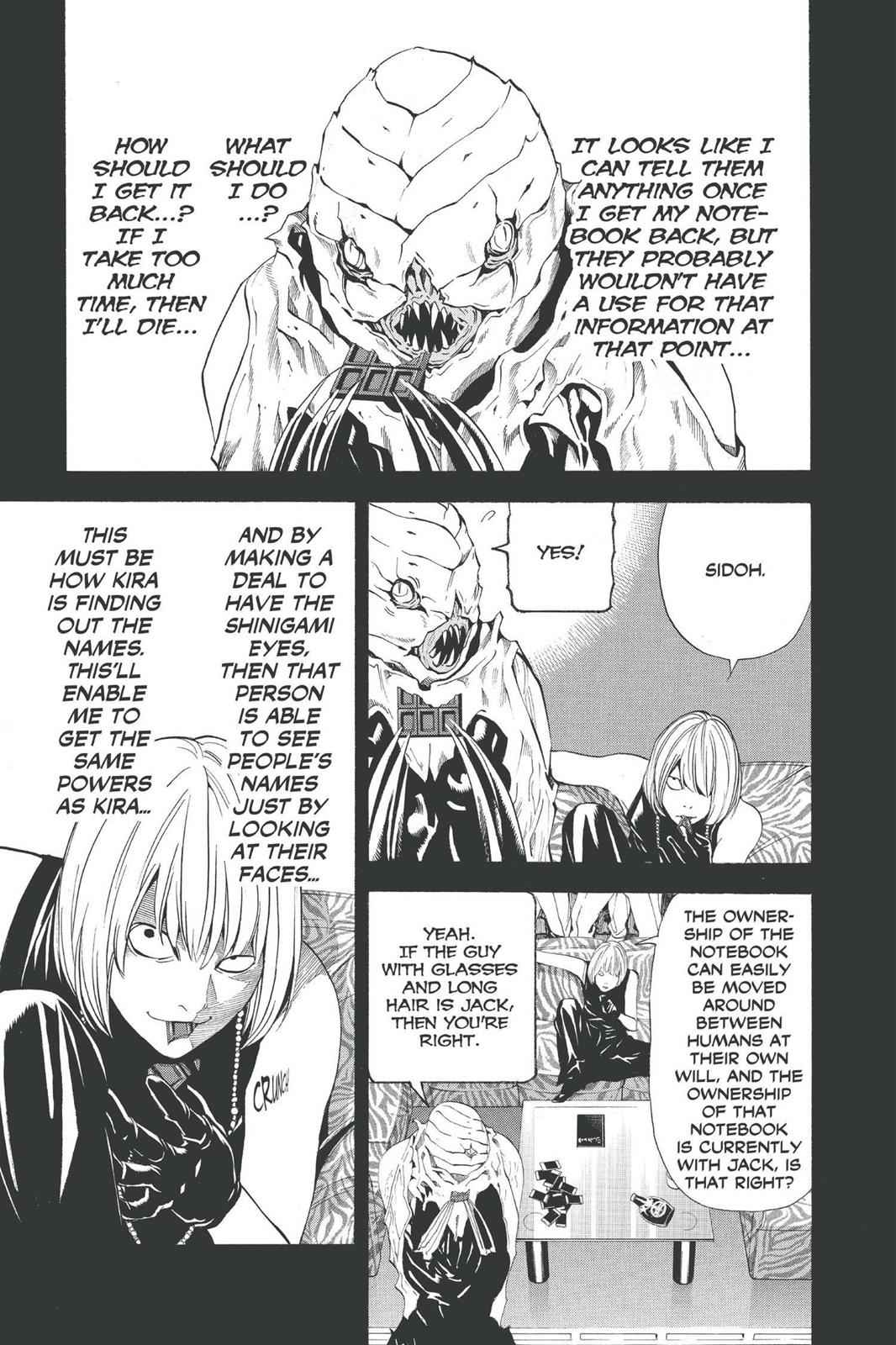 Death Note Chapter 70 Page 11