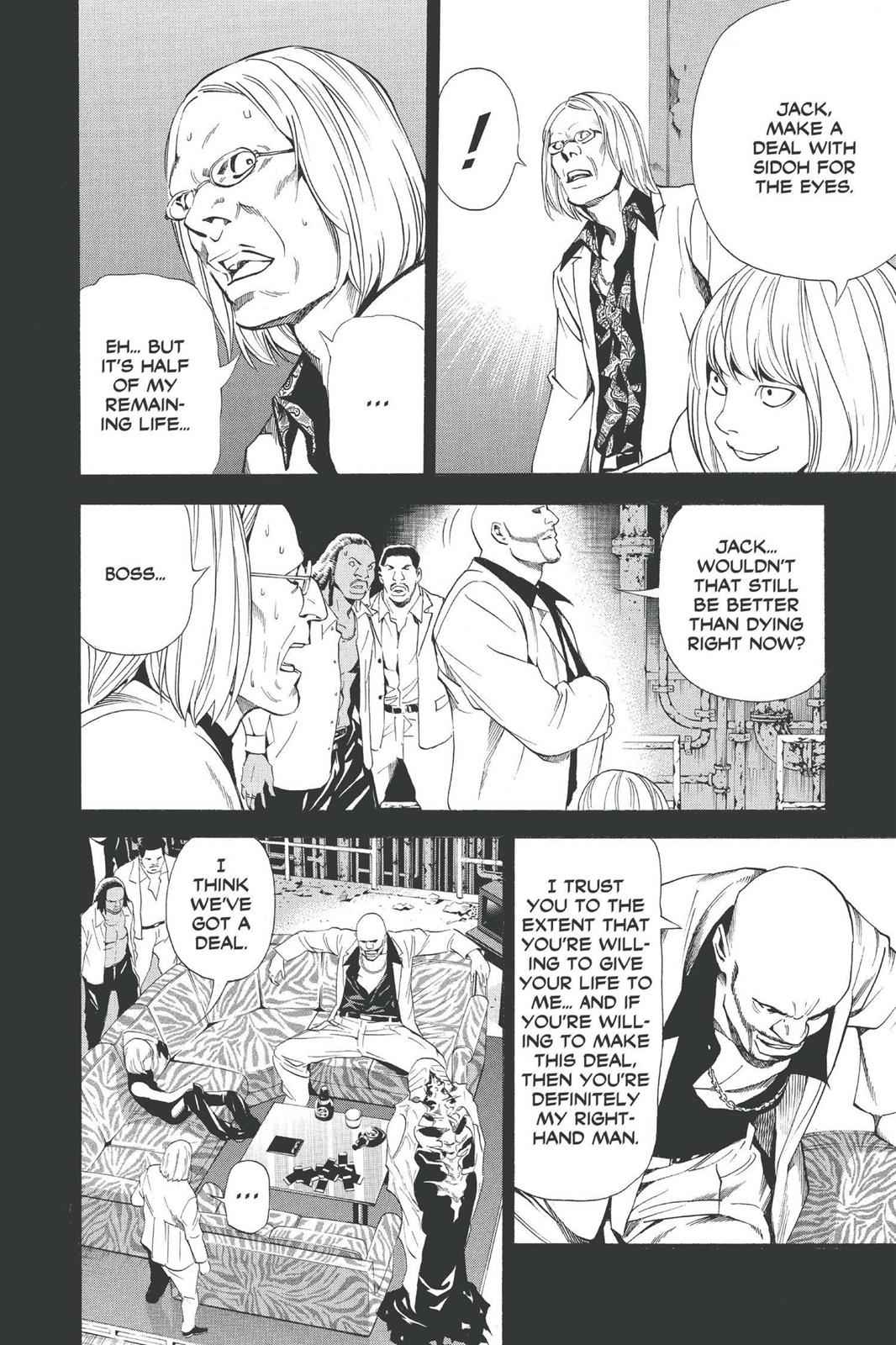 Death Note Chapter 70 Page 12