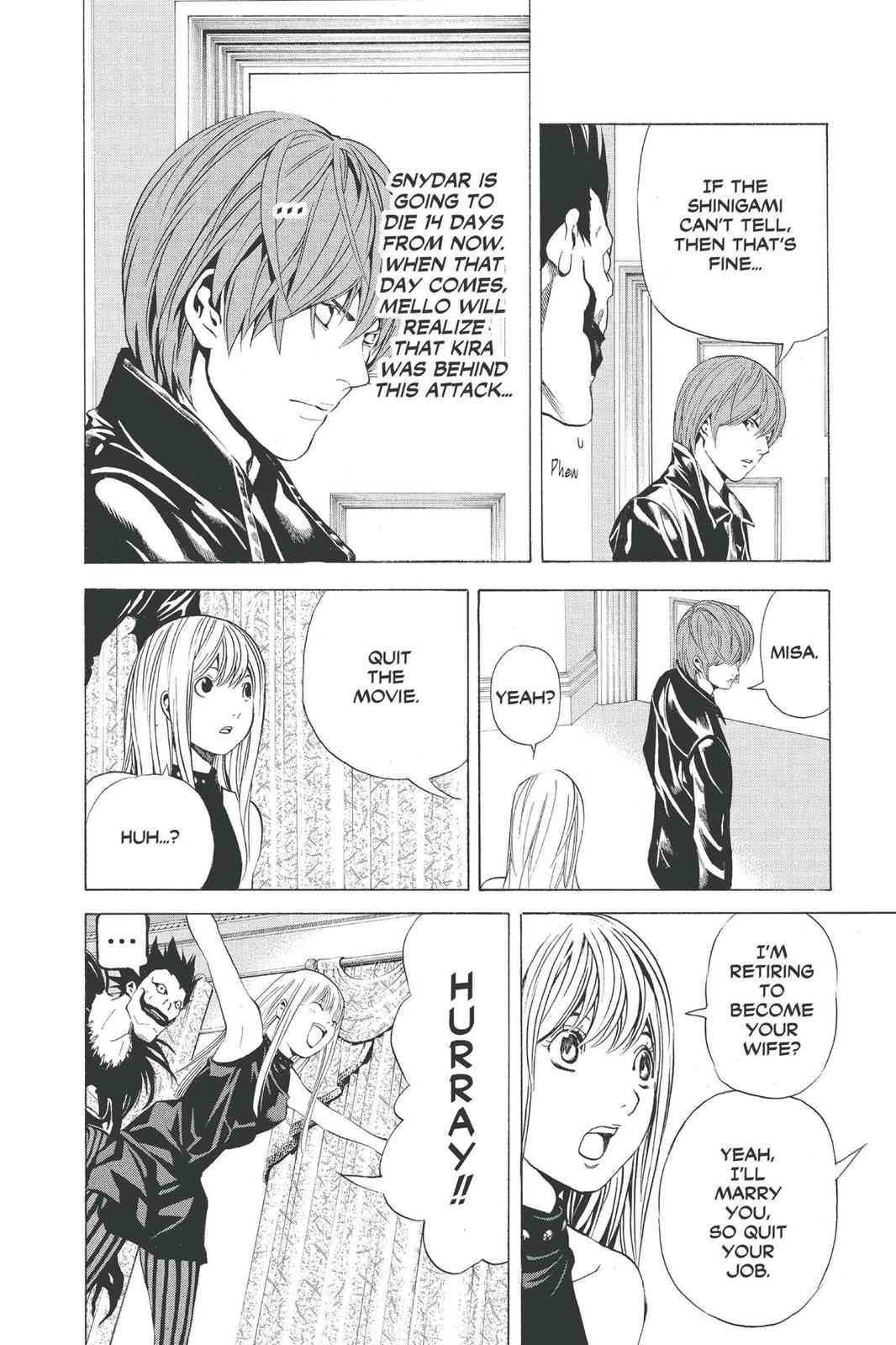 Death Note Chapter 70 Page 18