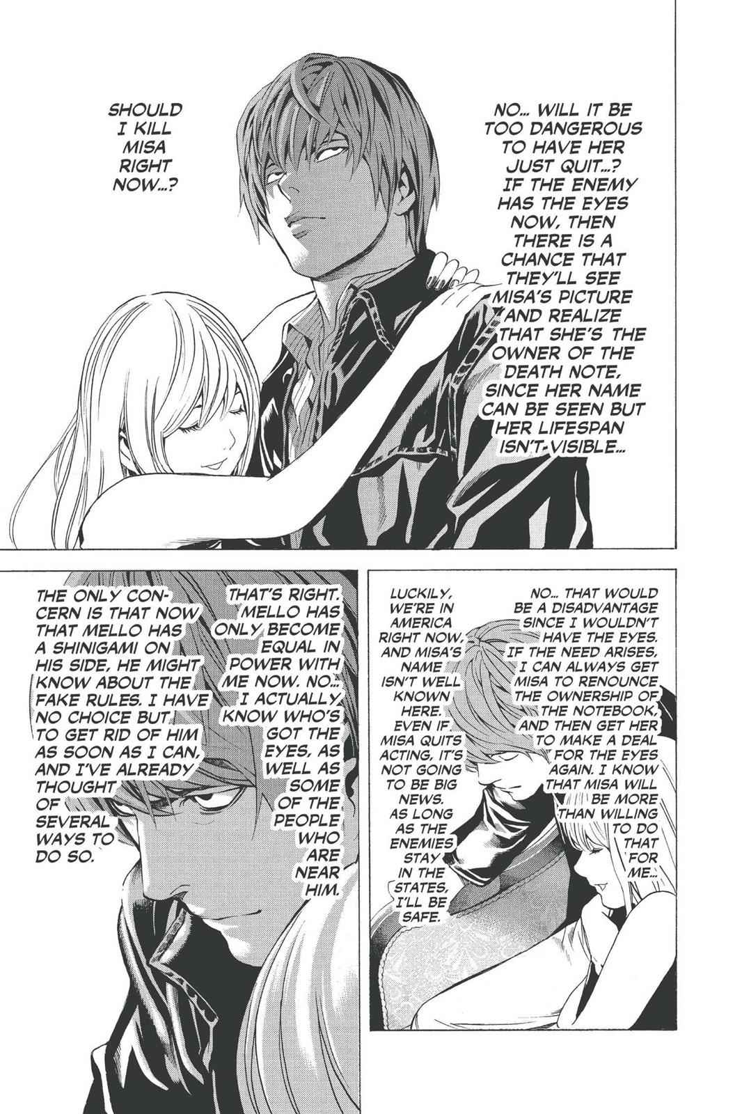 Death Note Chapter 70 Page 19