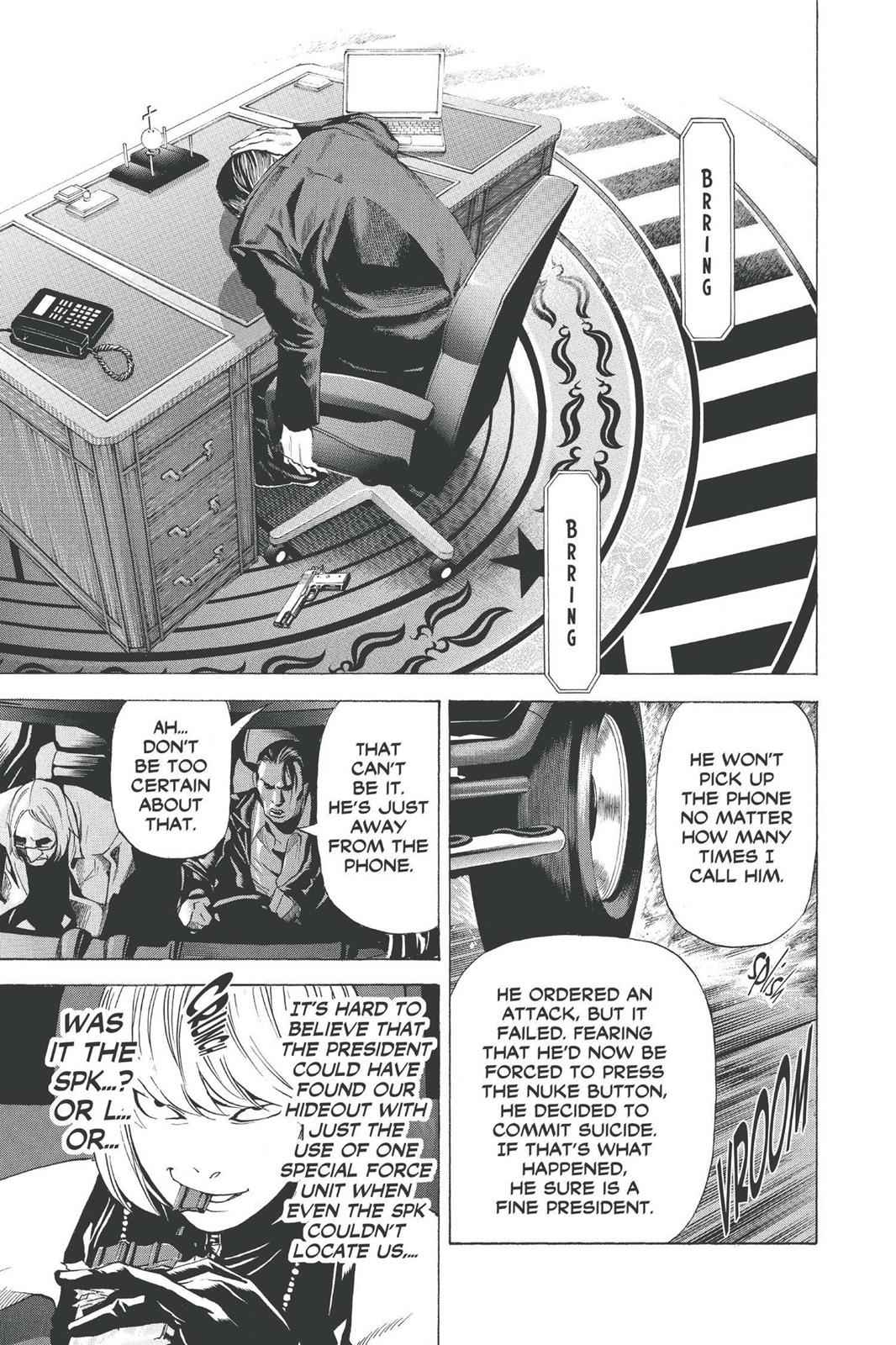 Death Note Chapter 70 Page 21