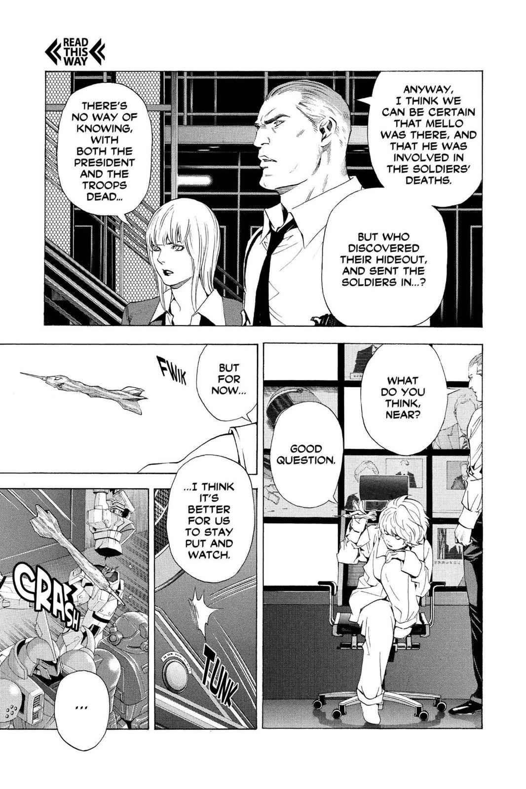 Death Note Chapter 71 Page 12