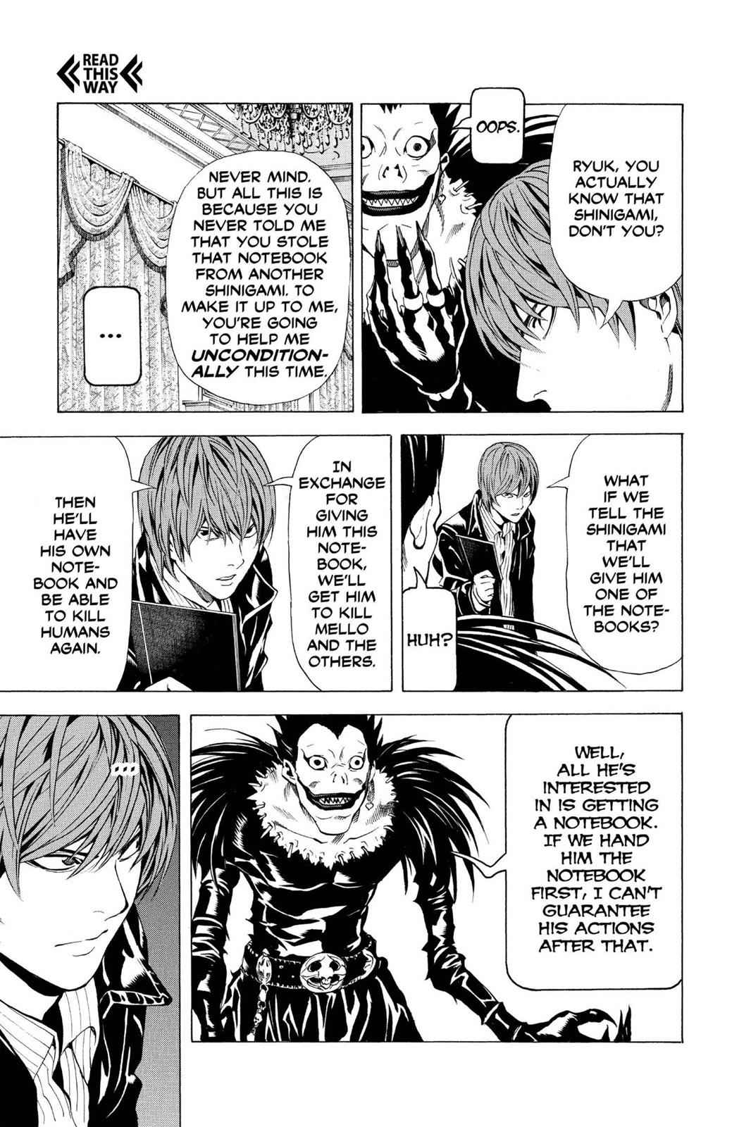 Death Note Chapter 71 Page 14