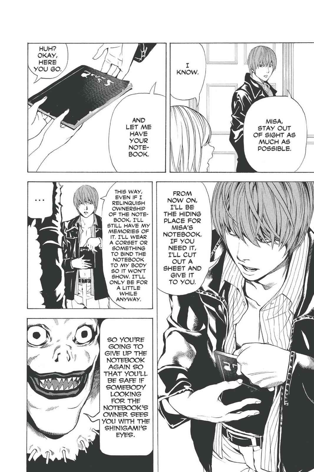 Death Note Chapter 71 Page 15
