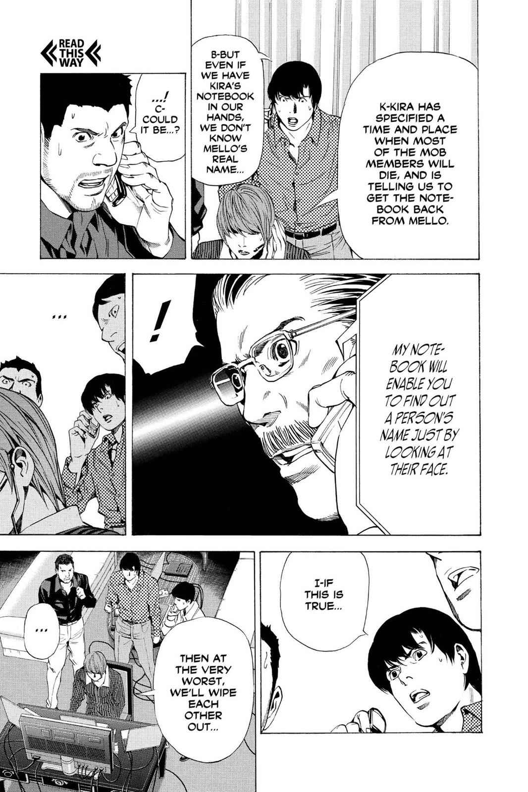 Death Note Chapter 71 Page 22