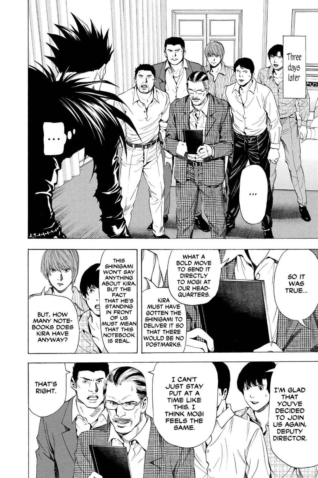 Death Note Chapter 71 Page 23