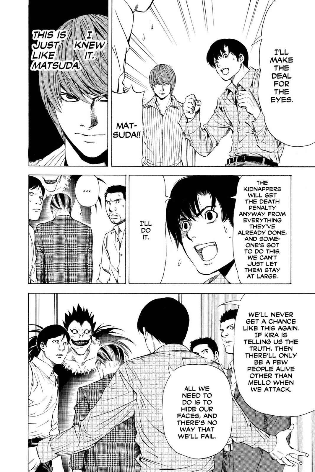 Death Note Chapter 71 Page 25