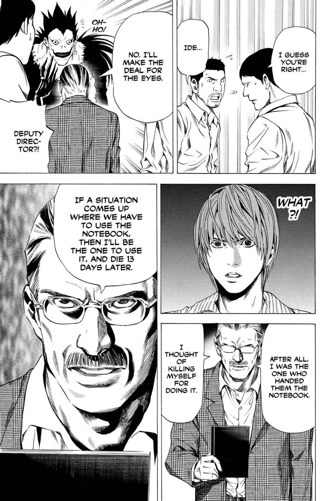 Death Note Chapter 71 Page 26