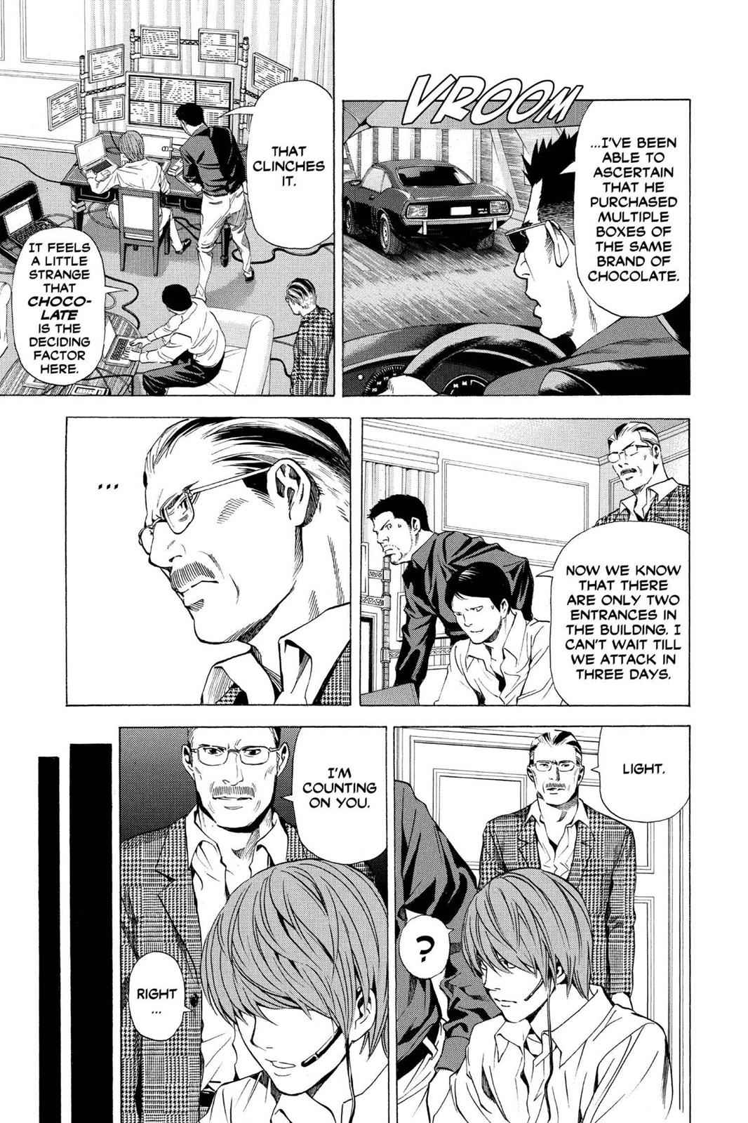 Death Note Chapter 72 Page 13