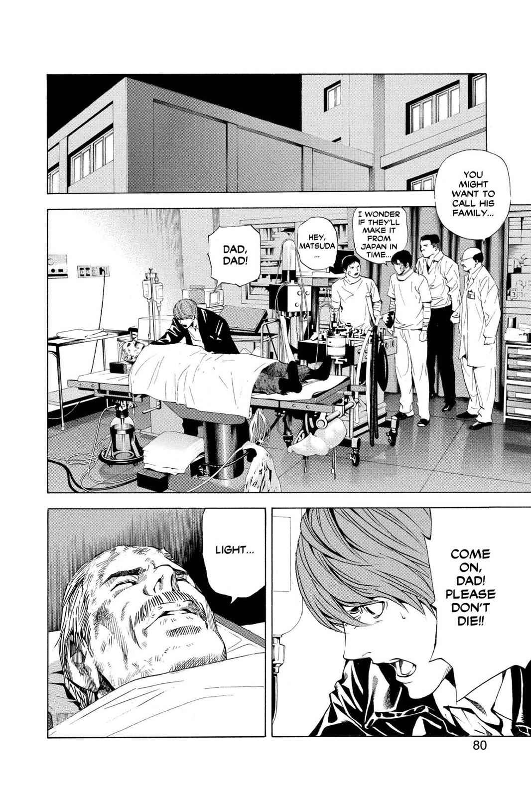 Death Note Chapter 74 Page 14