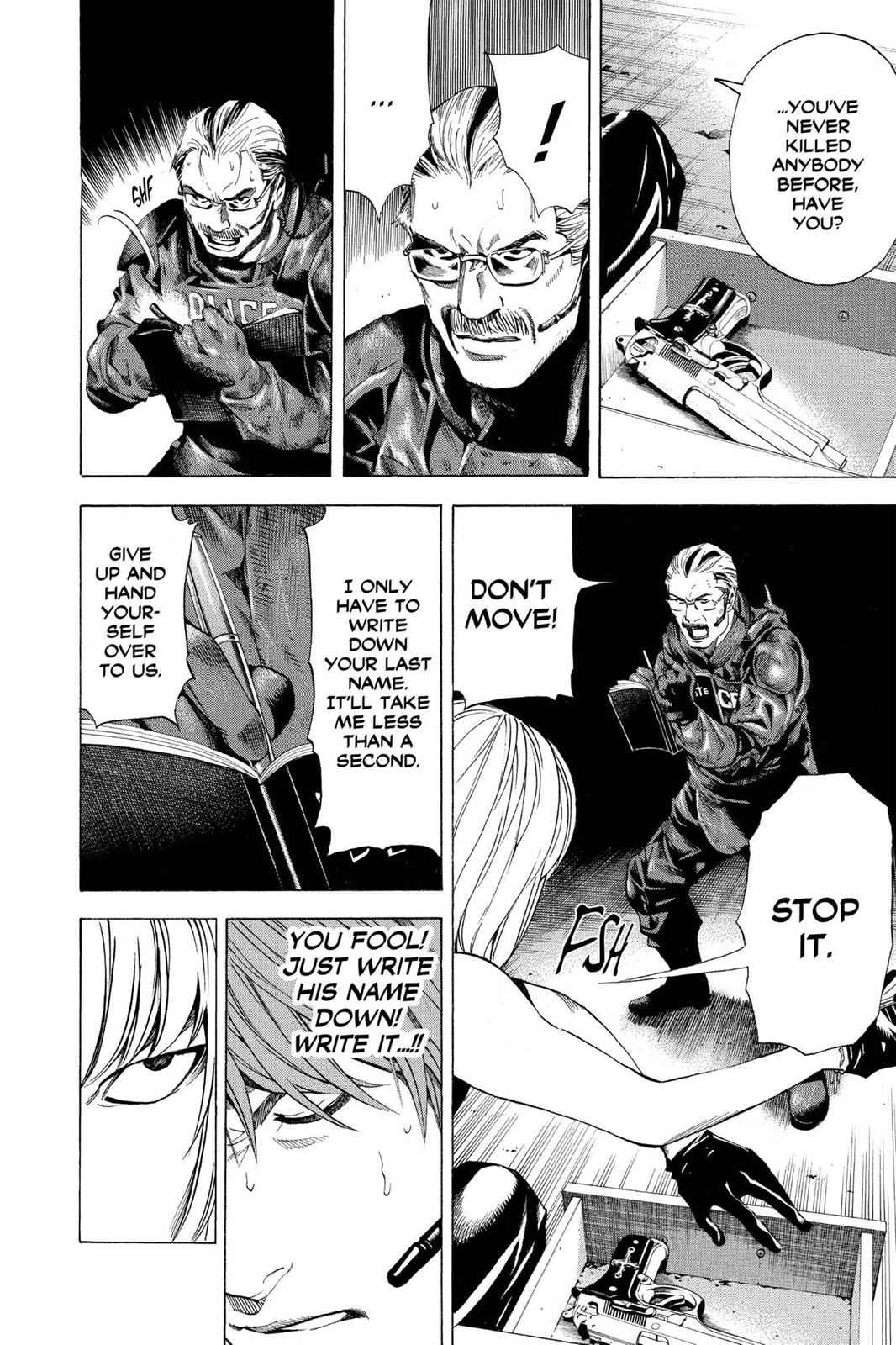 Death Note Chapter 74 Page 2