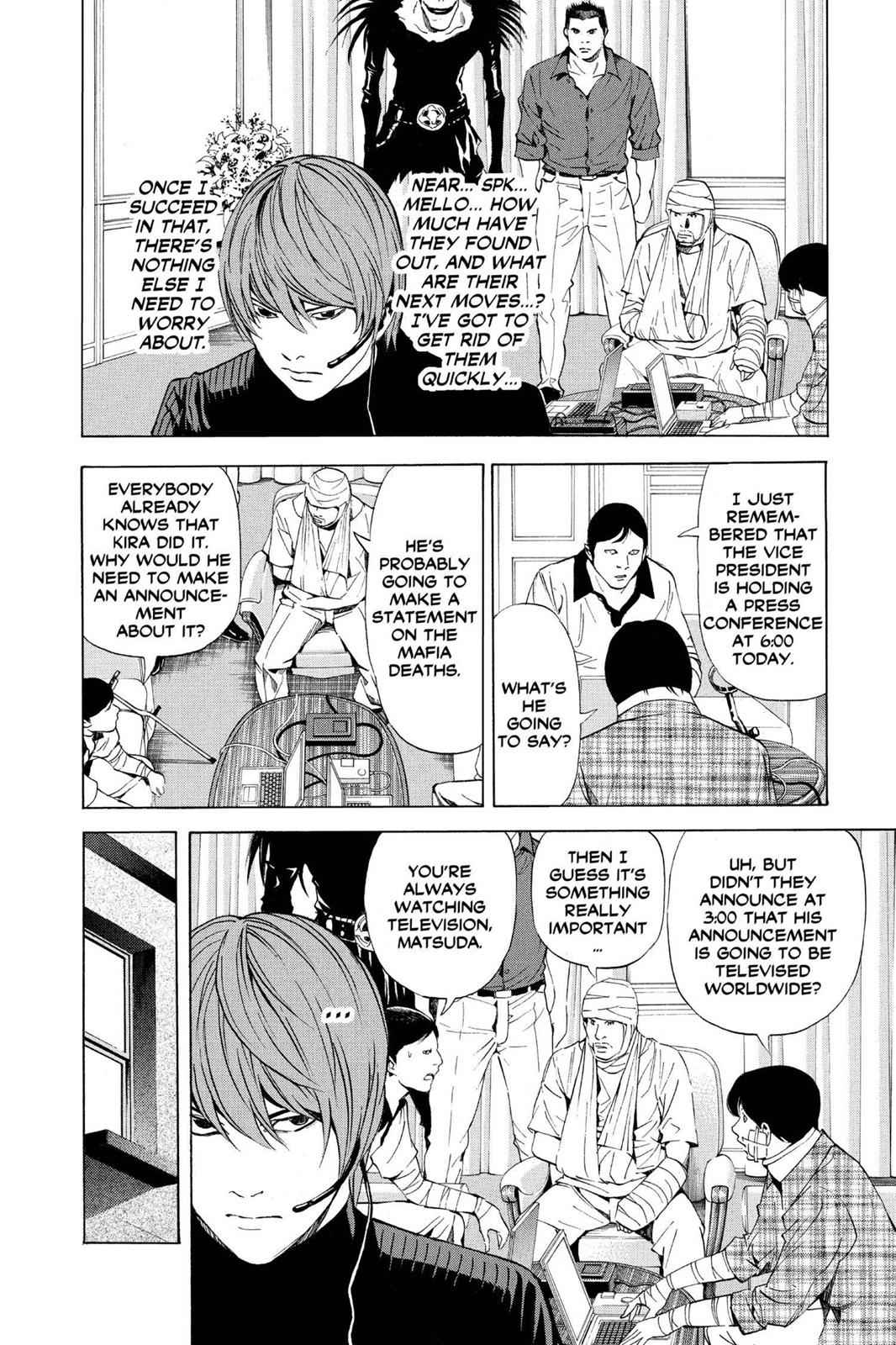 Death Note Chapter 75 Page 10