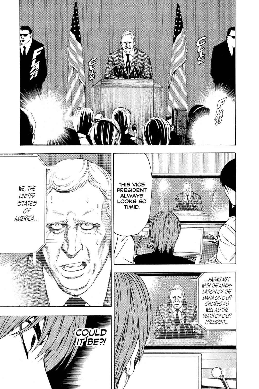 Death Note Chapter 75 Page 11