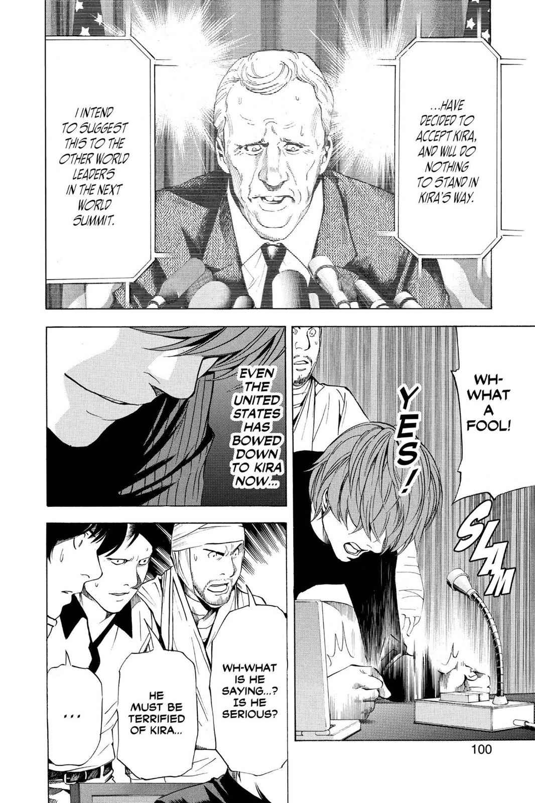 Death Note Chapter 75 Page 12