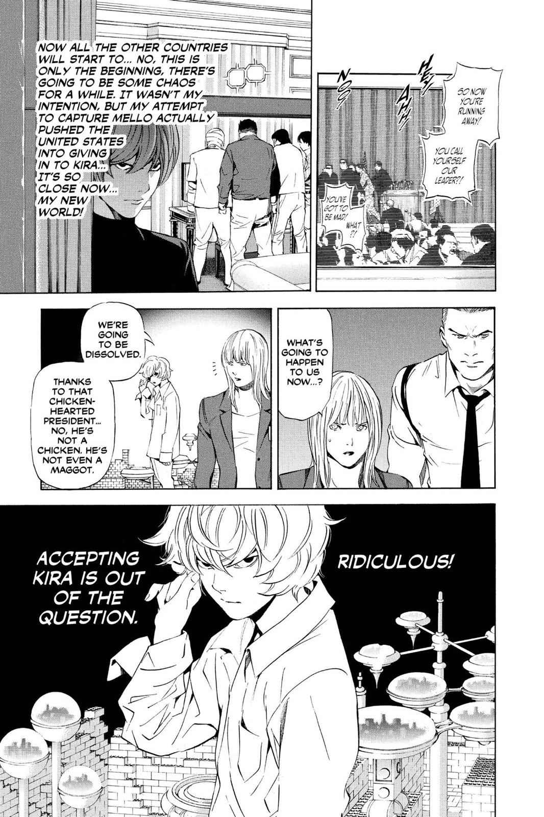 Death Note Chapter 75 Page 15