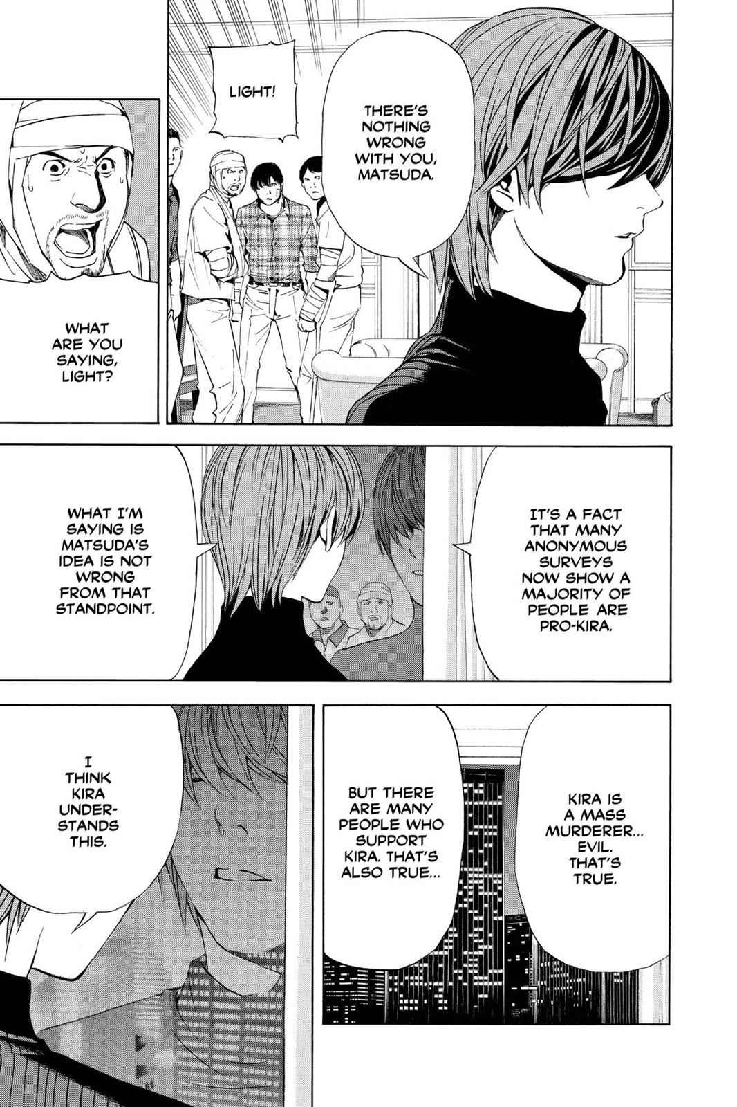 Death Note Chapter 75 Page 19