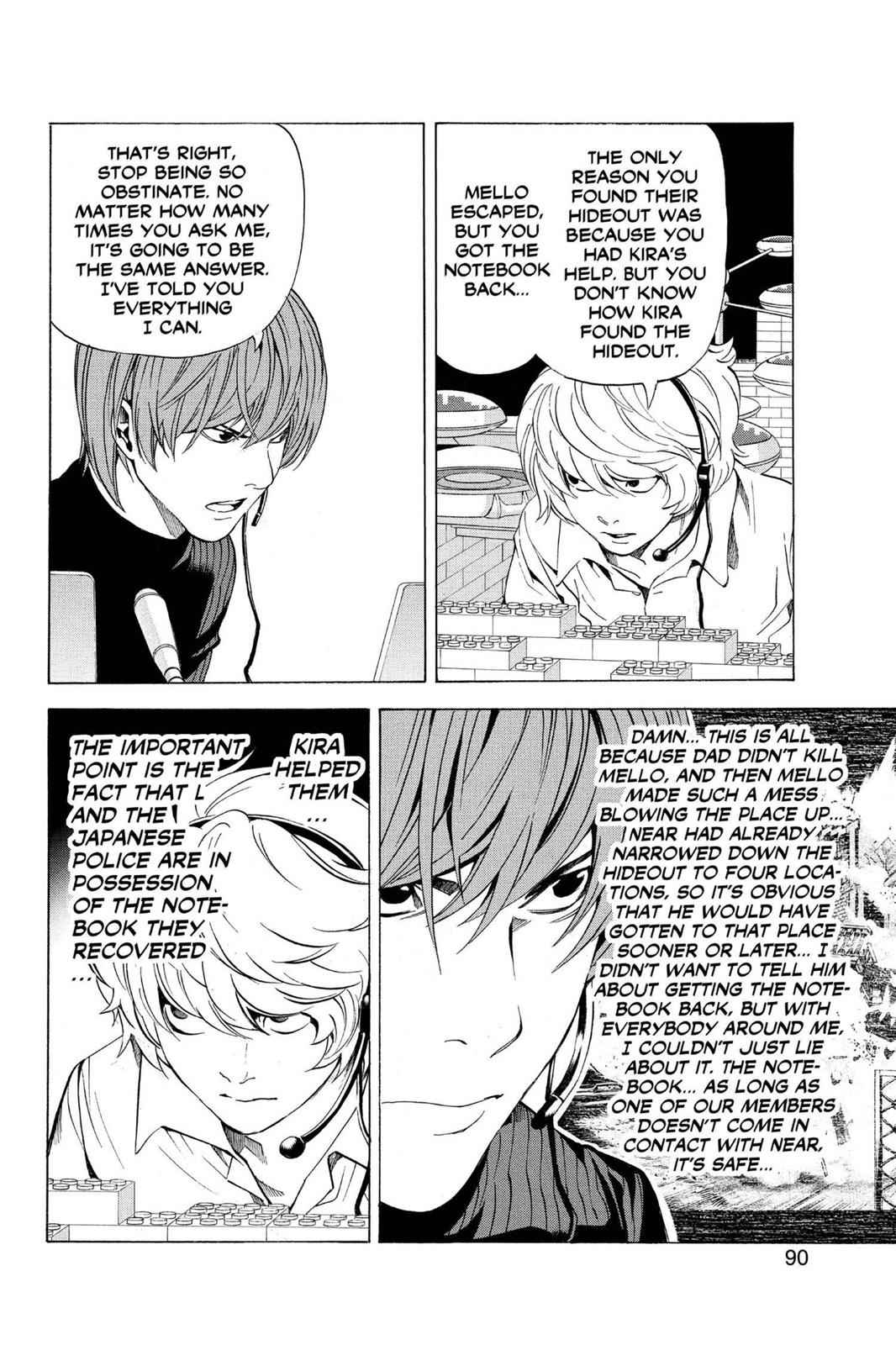 Death Note Chapter 75 Page 2