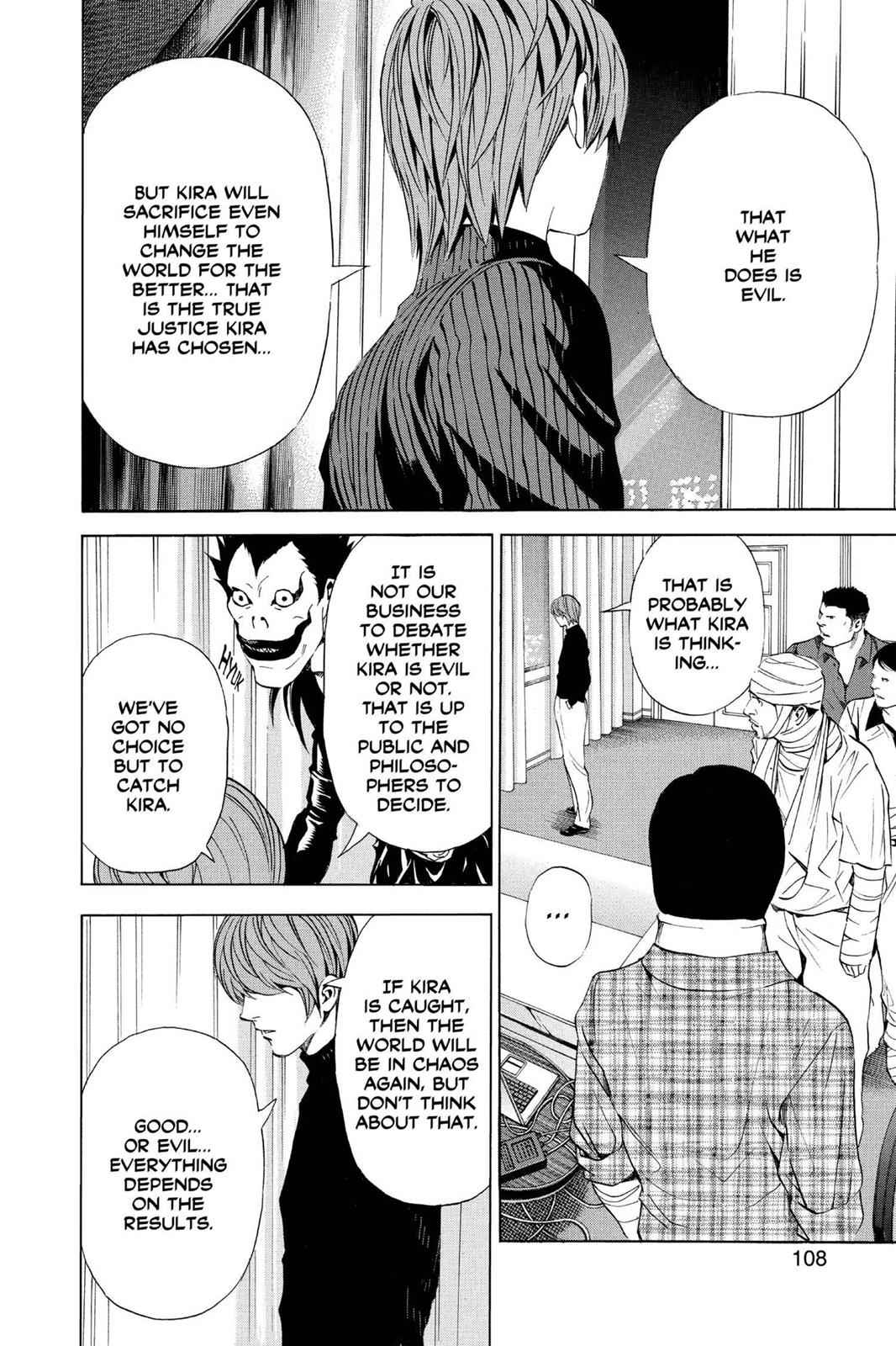Death Note Chapter 75 Page 20