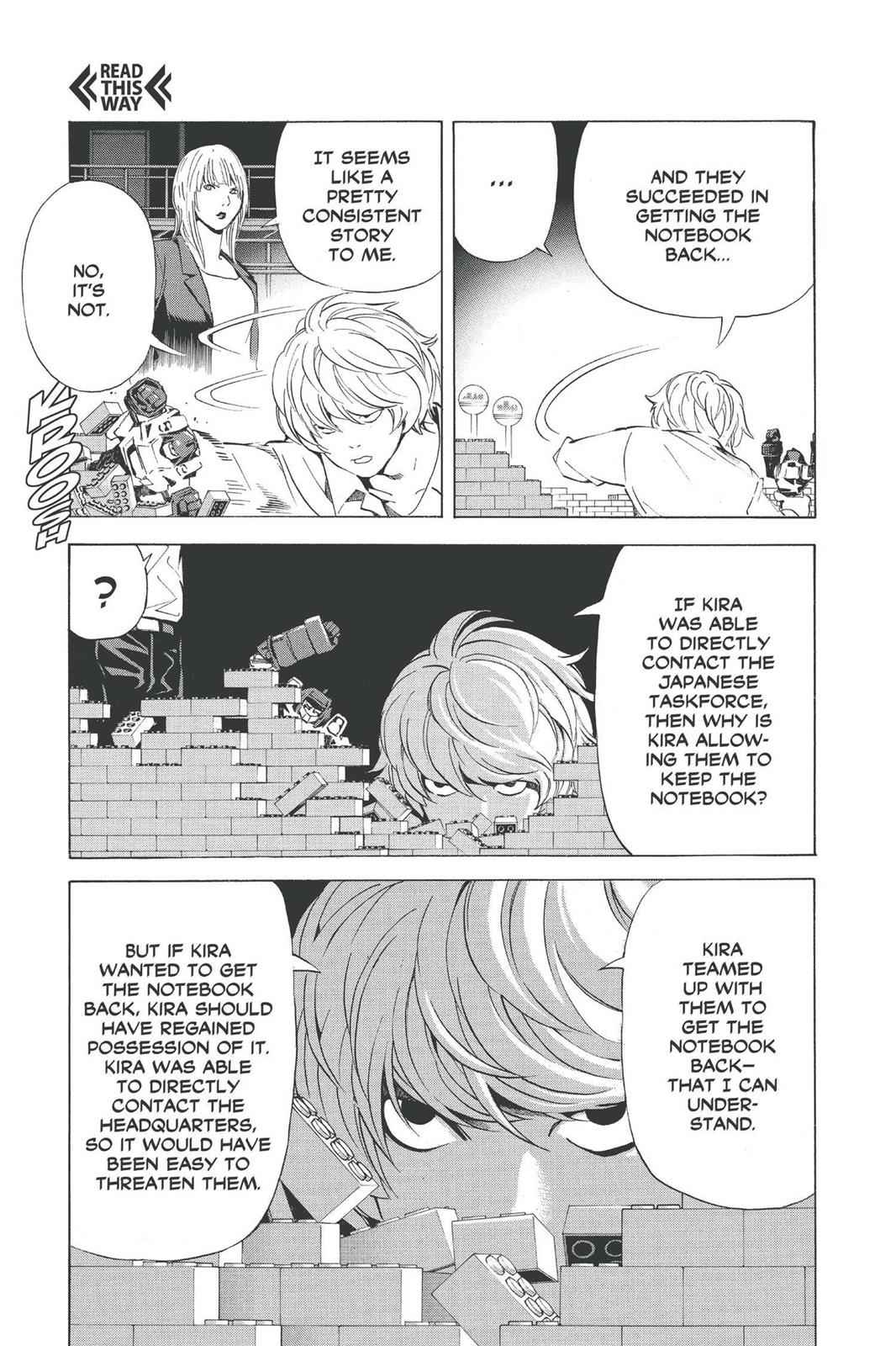 Death Note Chapter 75 Page 5