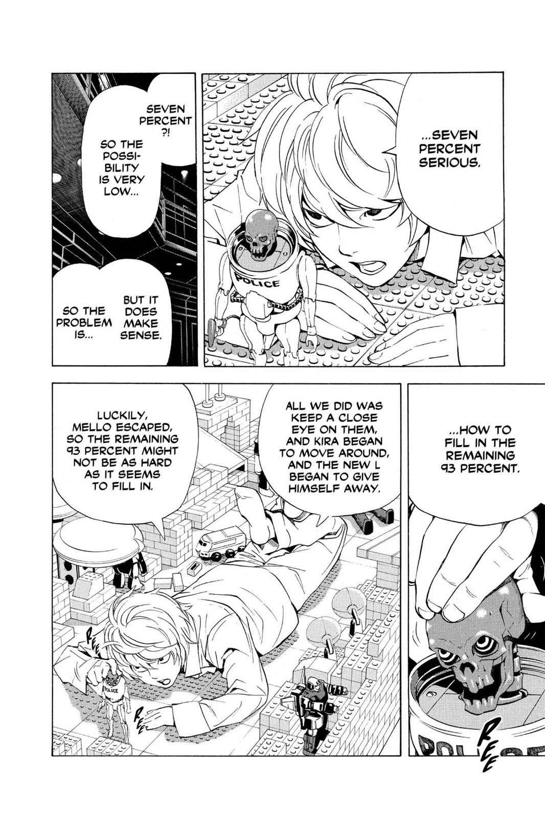 Death Note Chapter 75 Page 8