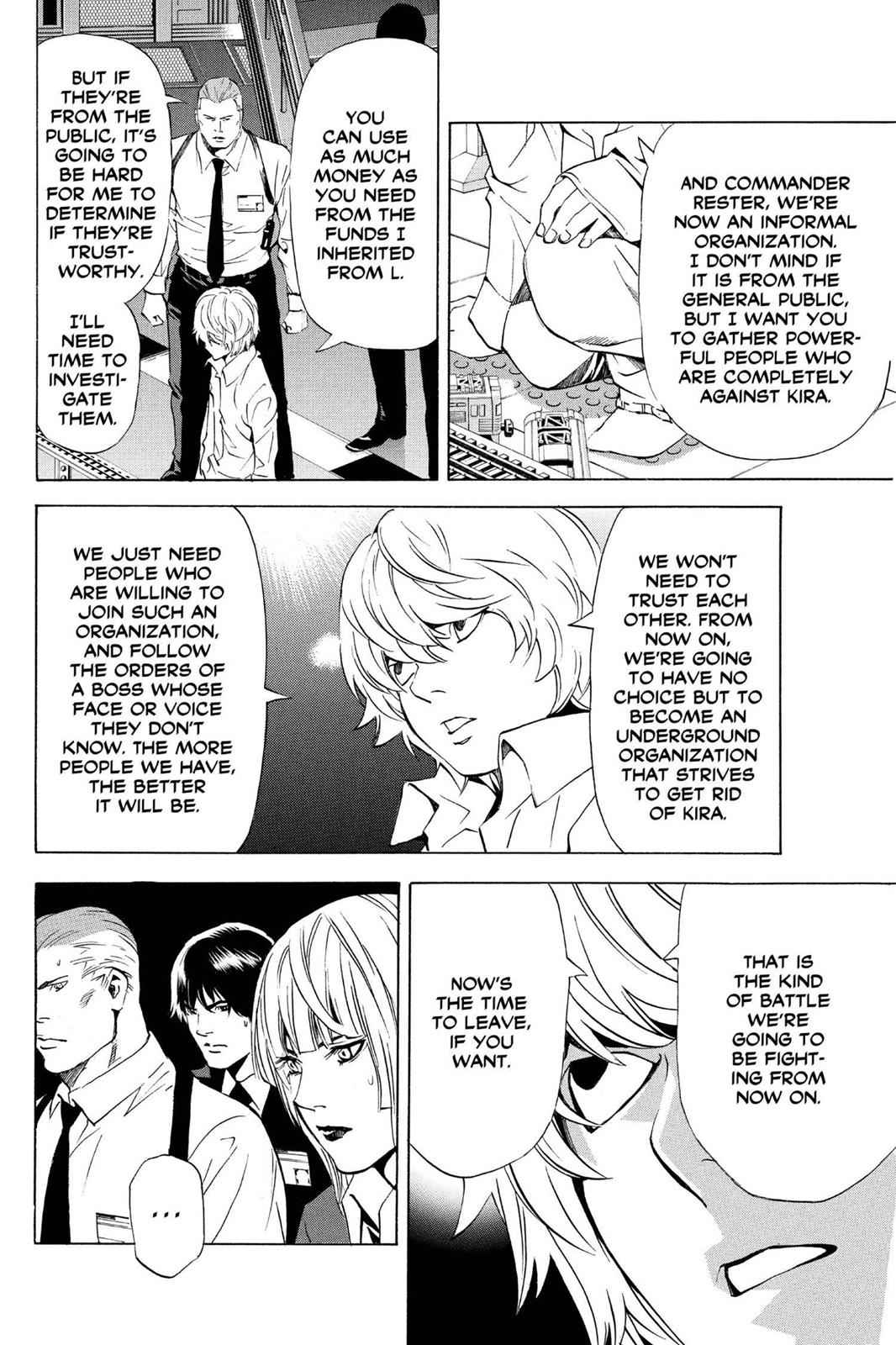 Death Note Chapter 76 Page 12