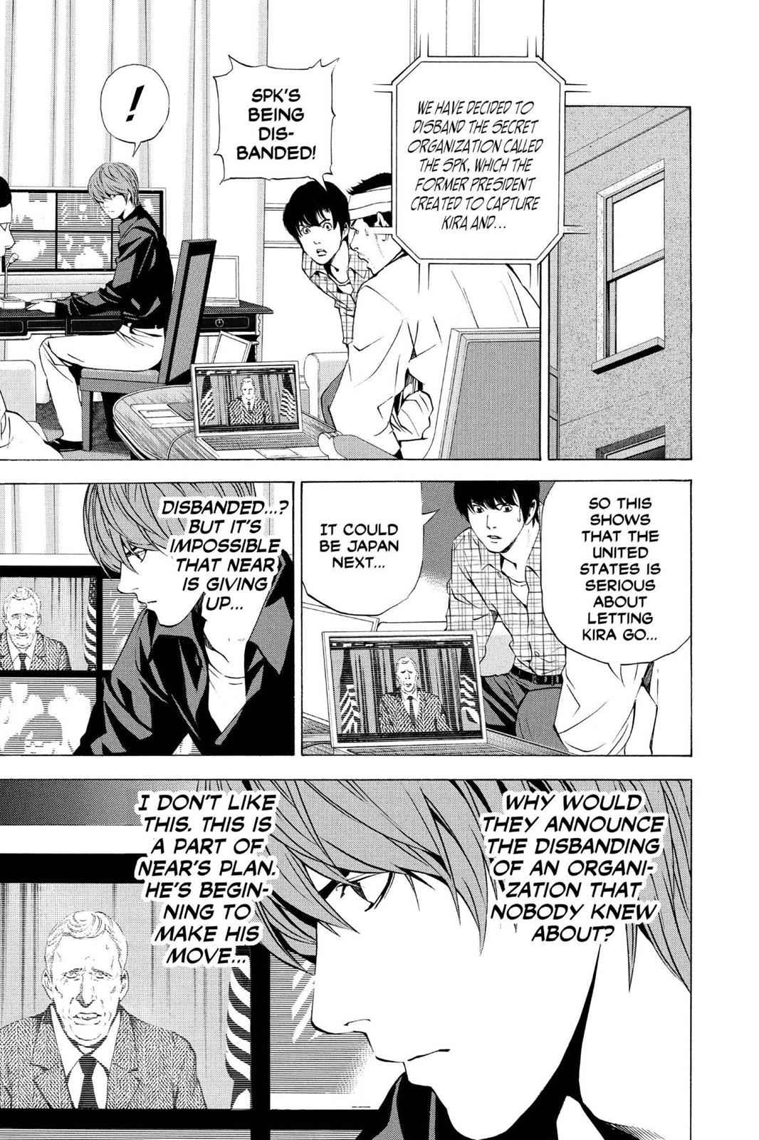 Death Note Chapter 76 Page 13