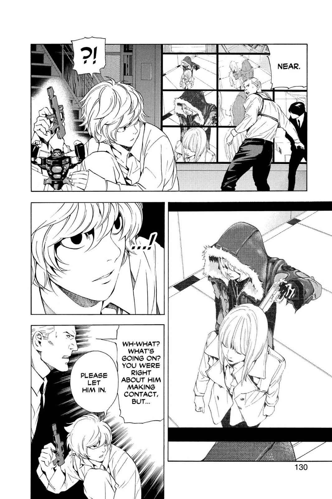 Death Note Chapter 76 Page 20