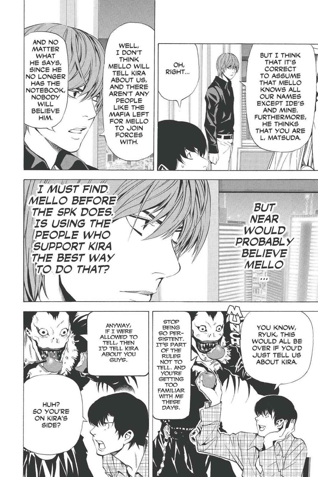 Death Note Chapter 76 Page 4