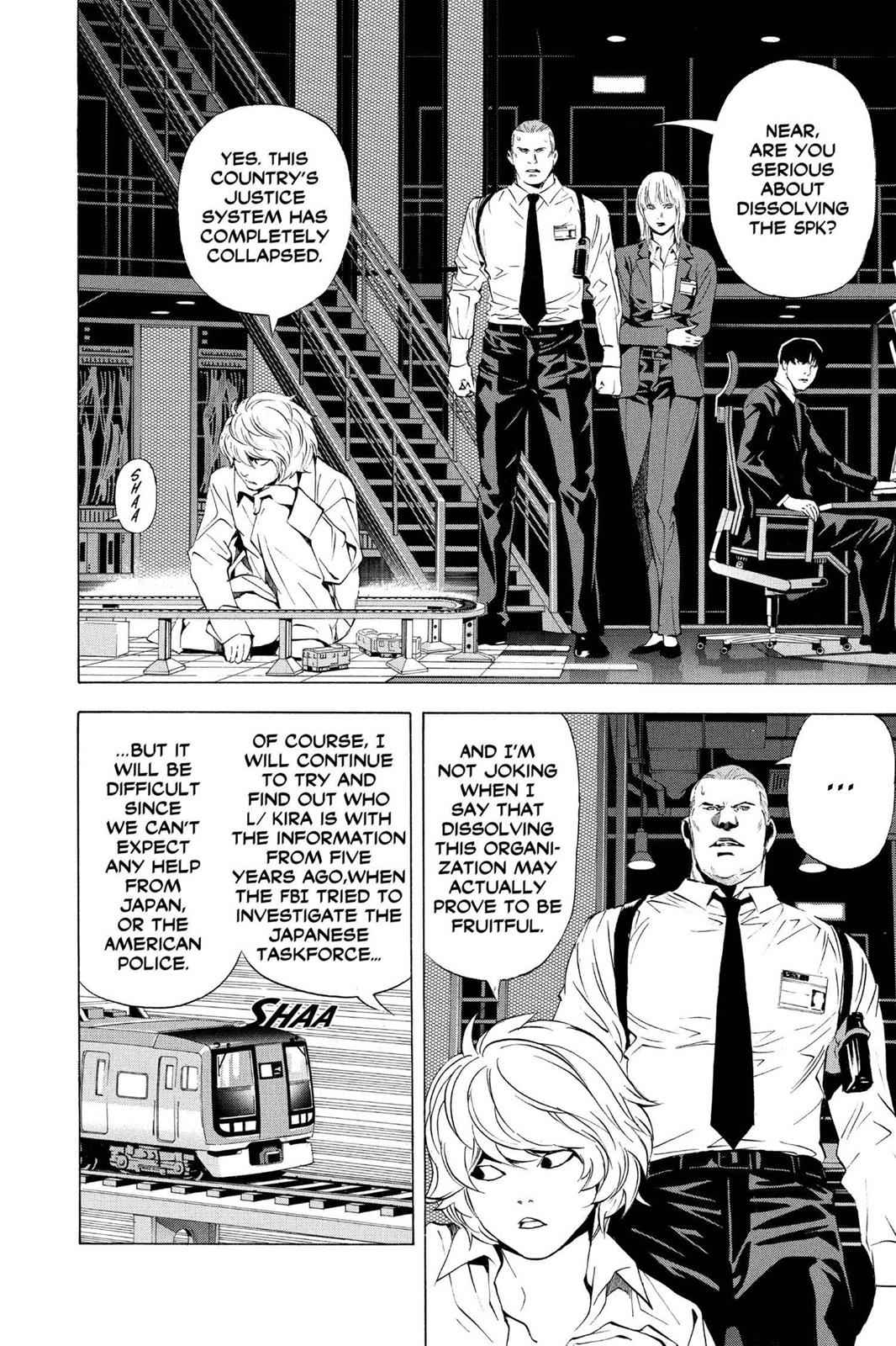 Death Note Chapter 76 Page 6