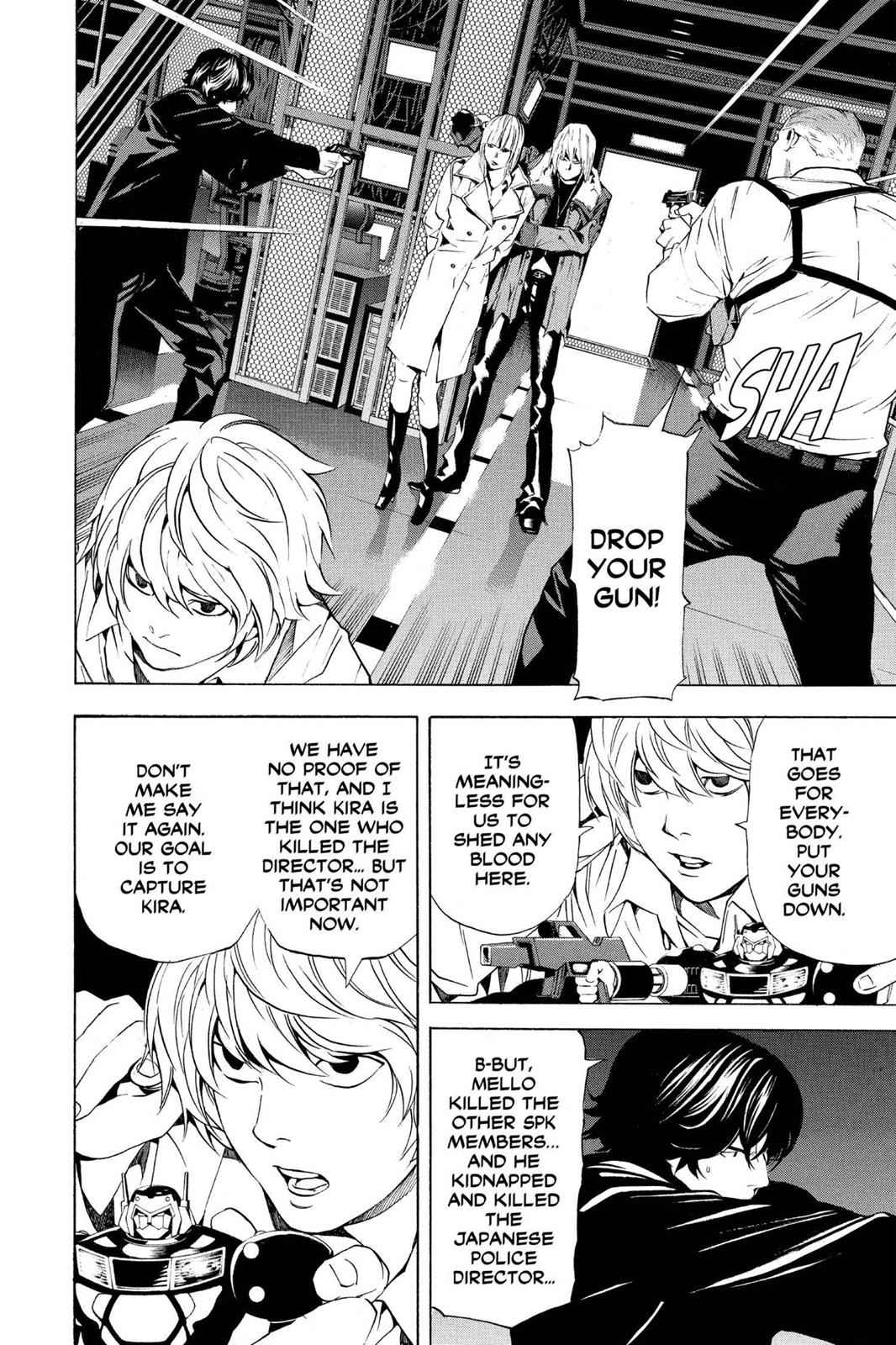 Death Note Chapter 77 Page 2