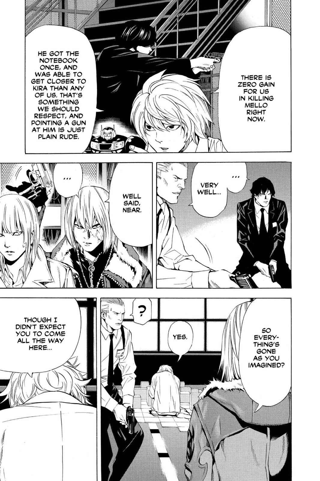 Death Note Chapter 77 Page 3