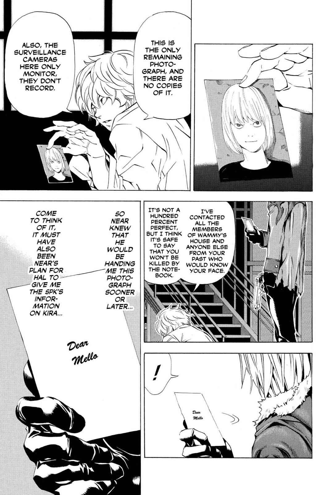 Death Note Chapter 77 Page 7