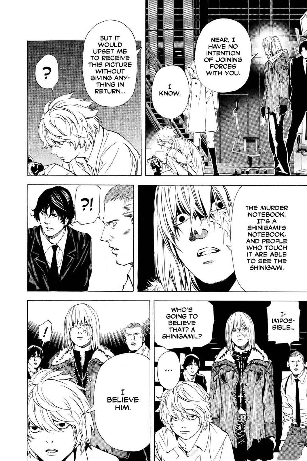 Death Note Chapter 77 Page 8