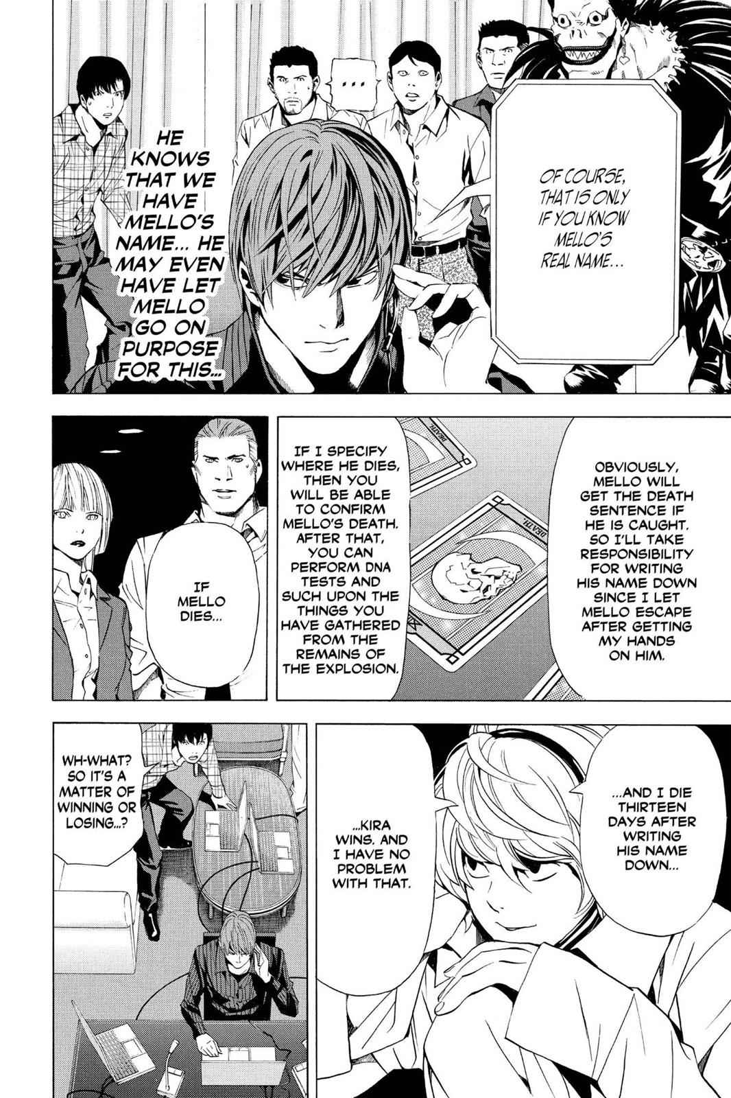 Death Note Chapter 78 Page 14