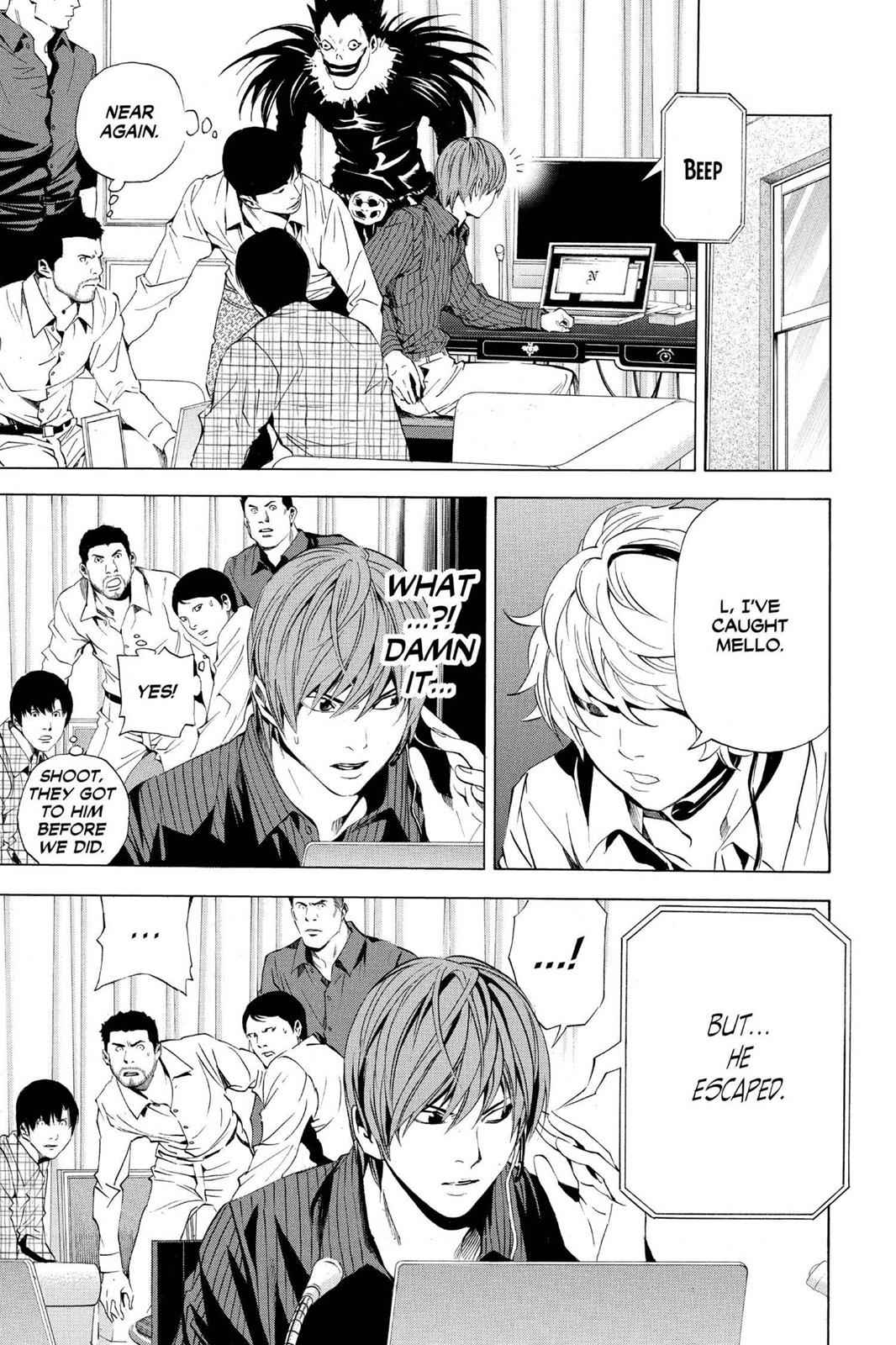 Death Note Chapter 78 Page 3