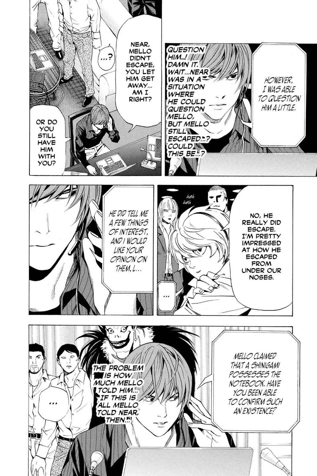 Death Note Chapter 78 Page 4