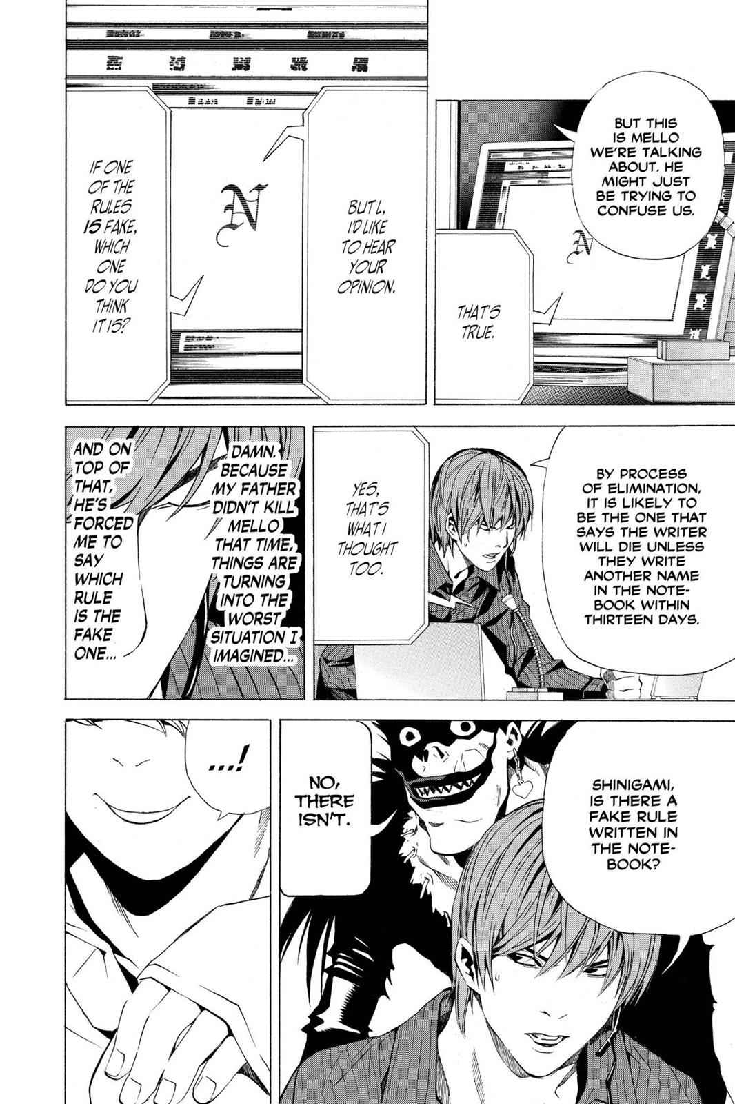 Death Note Chapter 78 Page 6