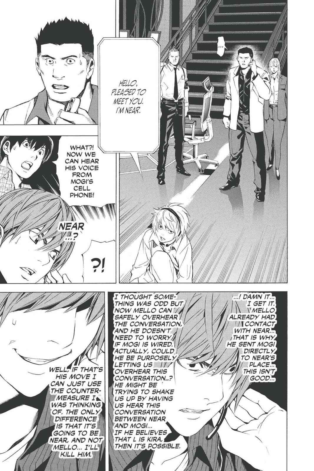 Death Note Chapter 79 Page 11