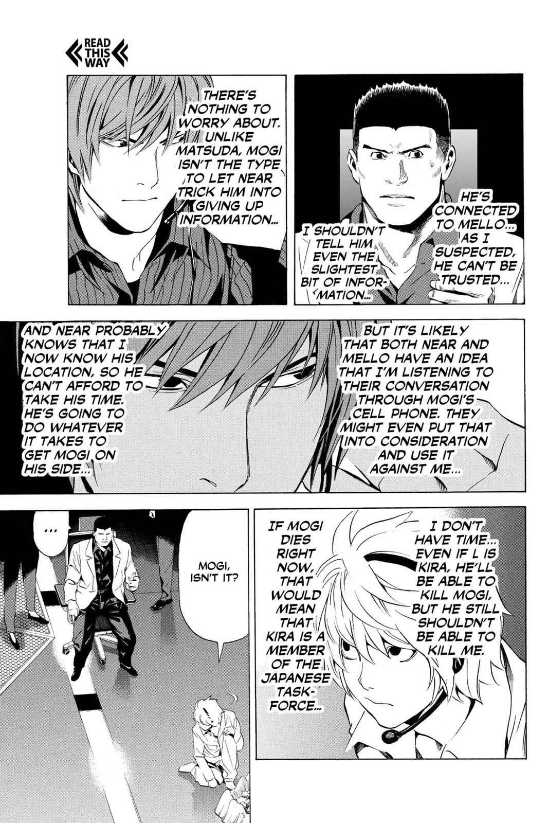 Death Note Chapter 79 Page 13