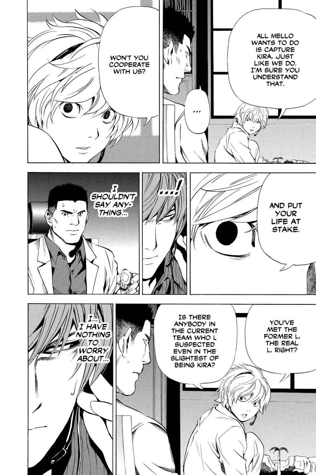Death Note Chapter 79 Page 14