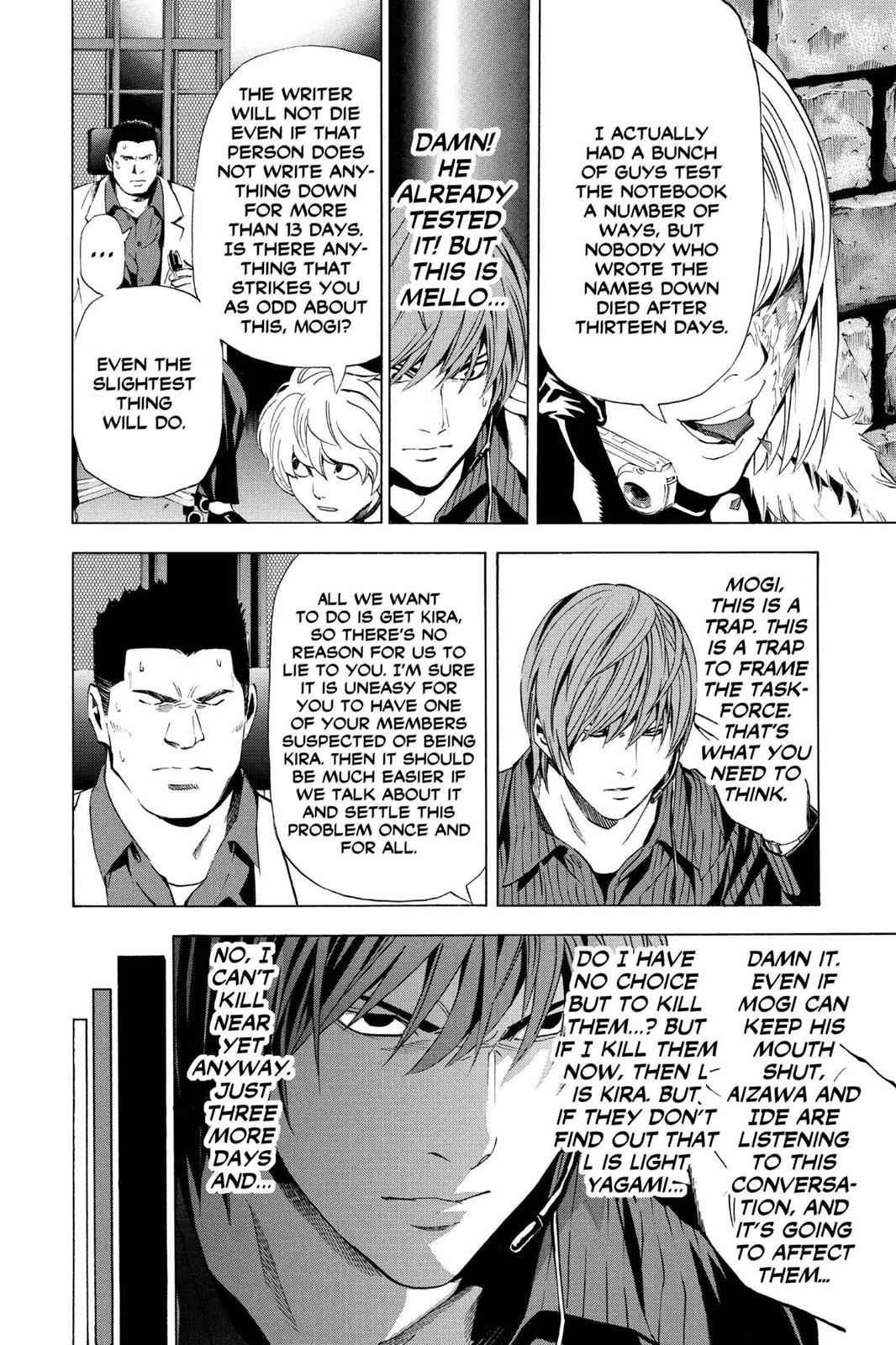 Death Note Chapter 79 Page 16
