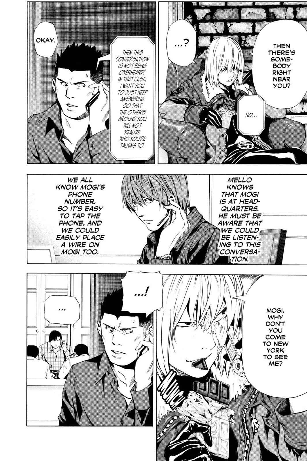Death Note Chapter 79 Page 2