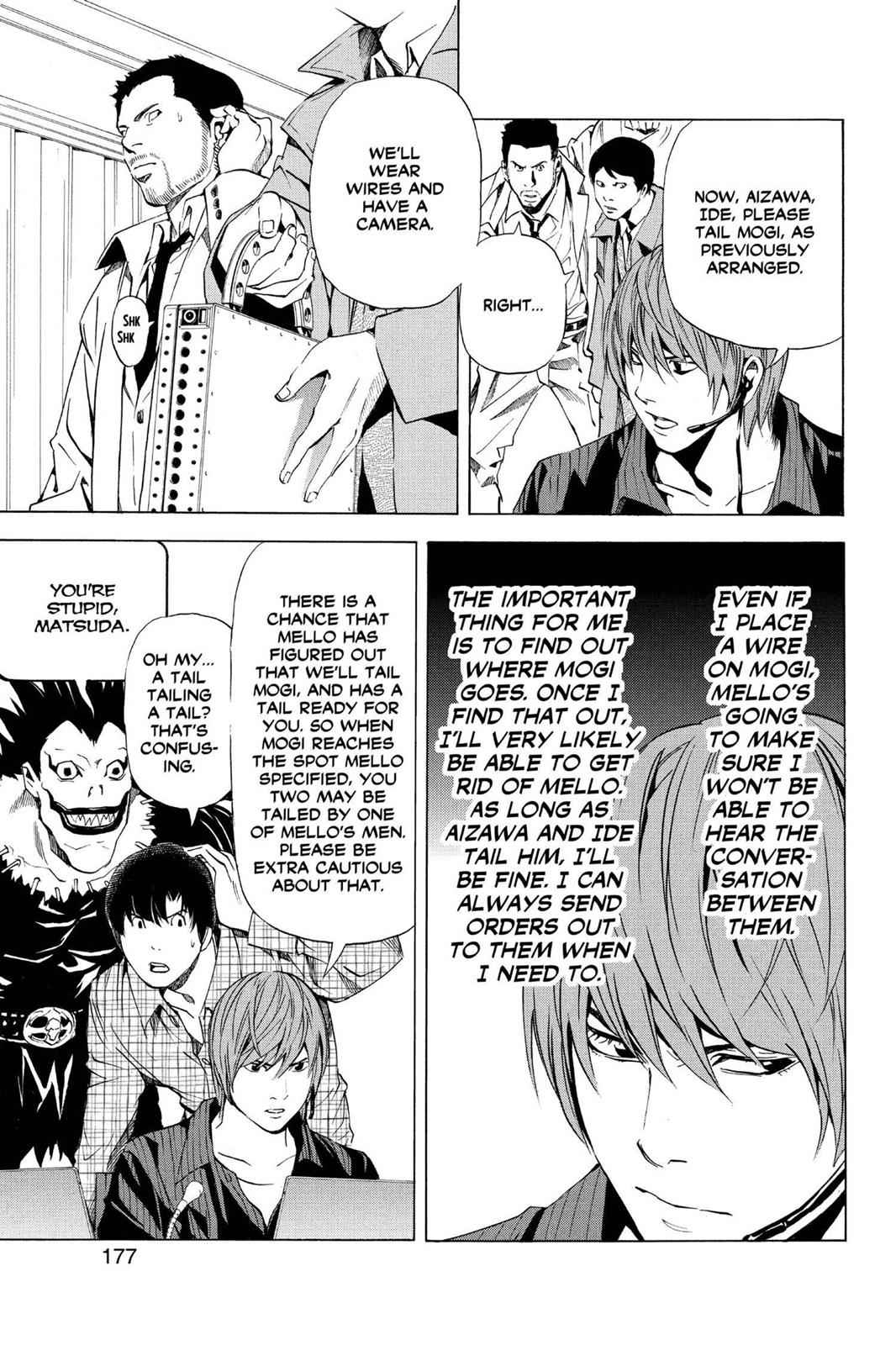 Death Note Chapter 79 Page 5