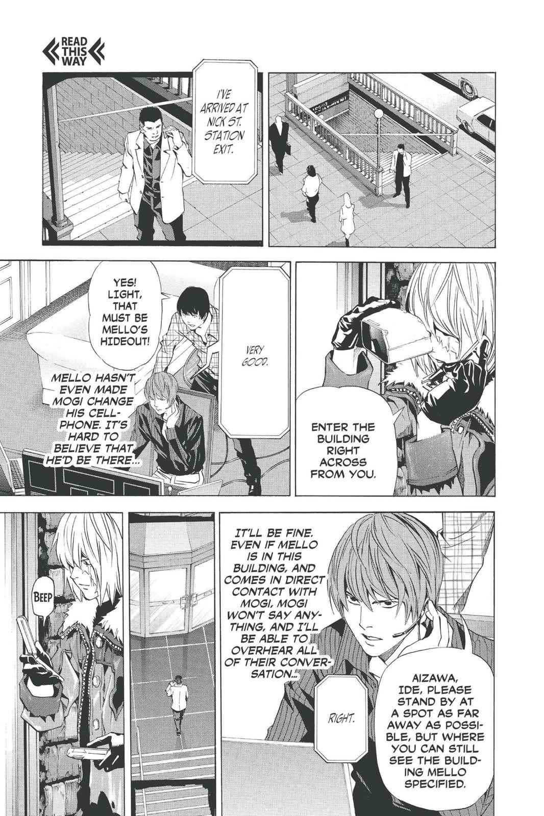 Death Note Chapter 79 Page 7
