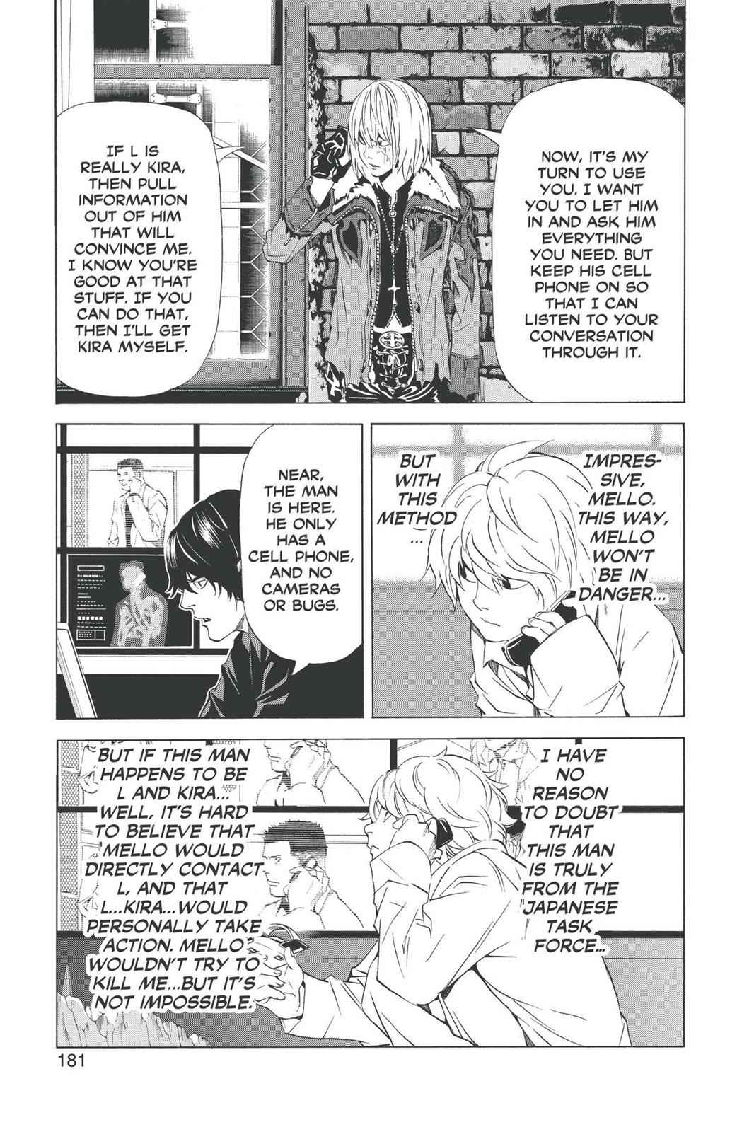 Death Note Chapter 79 Page 9