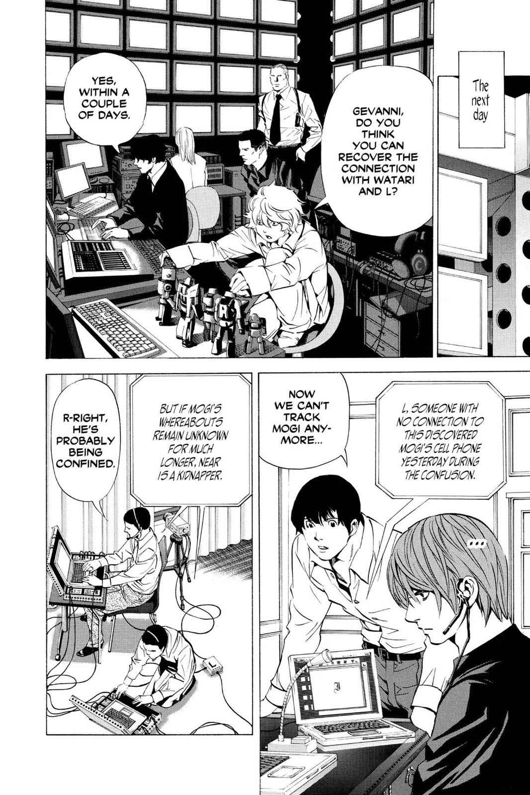Death Note Chapter 80 Page 21