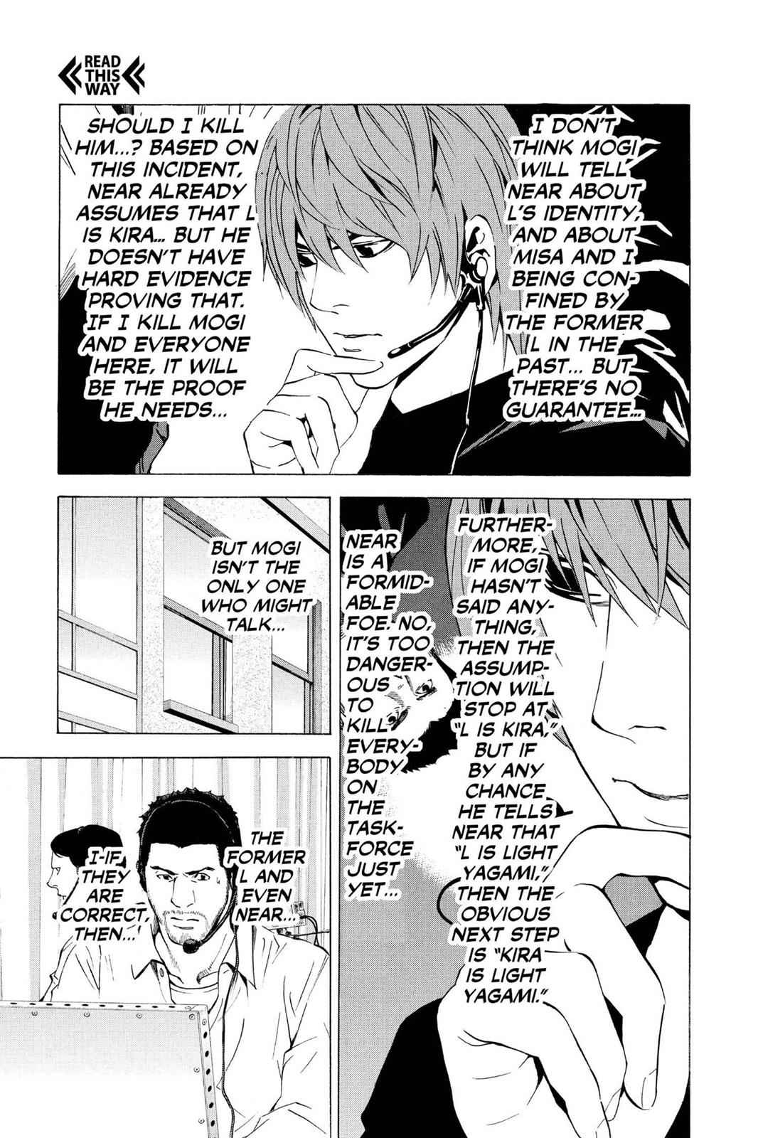 Death Note Chapter 80 Page 22