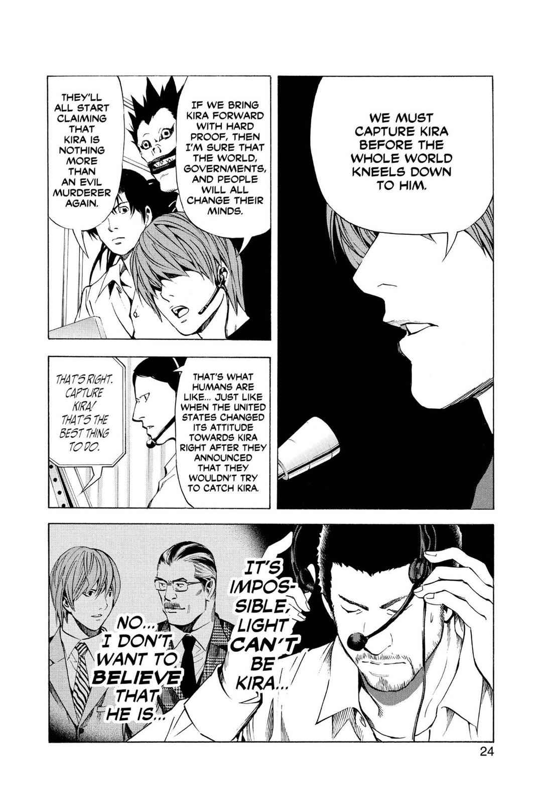 Death Note Chapter 80 Page 25